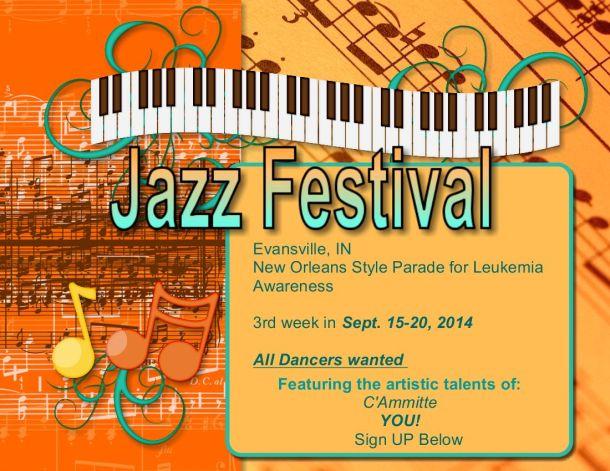 Jazz Festival Dancers