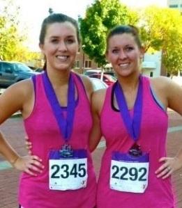 Running the Race in Evansville, IN